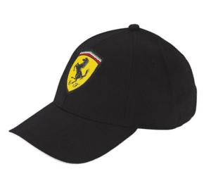 Шапка Ferrari Formula 1 Classic - черна или червена